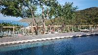 incredible seafront Saint Barth Villa Serenity luxury holiday home, vacation rental