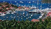 incredible sea view from Saint Barth Villa Serenity luxury holiday home, vacation rental