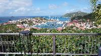 lovely surroundings of Saint Barth Villa Serenity luxury holiday home, vacation rental