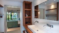 clean bathroom in Saint Barth Villa Jocapana luxury holiday home, vacation rental