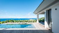 awesome pool of Saint Barth Villa Jocapana luxury holiday home, vacation rental