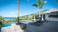 wonderful Saint Barth Villa Jocapana luxury holiday home, vacation rental