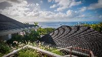 wonderful sea view from Saint Barth Villa Jocapana luxury holiday home, vacation rental