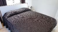 clean bedroom linens in Saint Barth Villa Bungalow Hansen 2 luxury holiday home, vacation rental