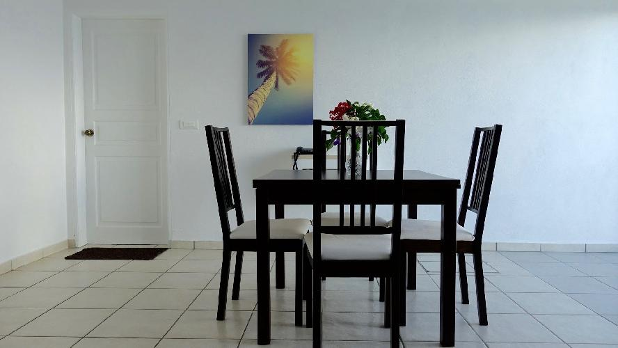 fully furnished Saint Barth Villa Bungalow Hansen 2 luxury holiday home, vacation rental