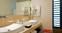 fresh and clean lavatory in Saint Barth Villa Cumulus luxury holiday home, vacation rental