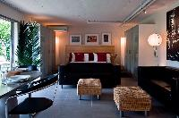 nice interiors of Saint Barth Villa Cumulus luxury holiday home, vacation rental