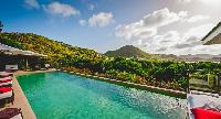 impeccable seaside Saint Barth Villa Cumulus luxury holiday home, vacation rental