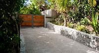 cool grounds of Saint Barth Villa Cumulus luxury holiday home, vacation rental