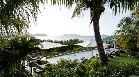 amazing sea view from Saint Barth Villa Cumulus luxury holiday home, vacation rental
