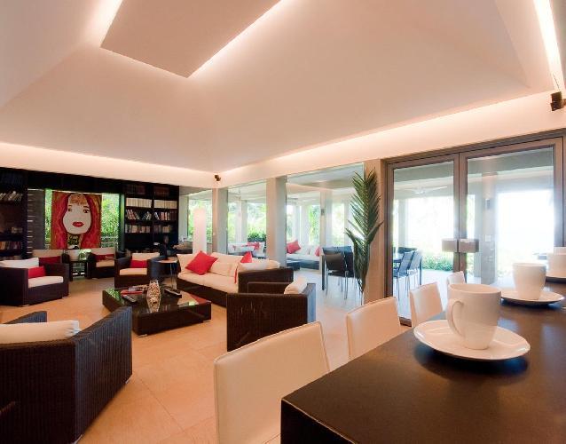 chic Saint Barth Villa Cumulus luxury holiday home, vacation rental
