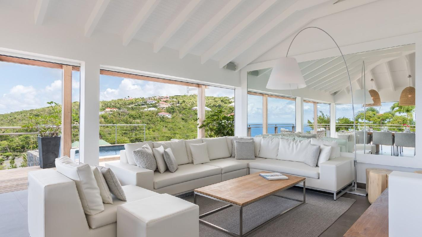 Saint Barth Villa - Avalon