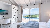 sunny and airy Saint Barth Villa Avalon luxury holiday home, vacation rental