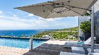 amazing pool of Saint Barth Villa Avalon luxury holiday home, vacation rental