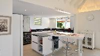 fully furnished Saint Barth Villa - Bel Ombre luxury holiday home, vacation rental