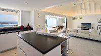 modern kitchen appliances in Saint Barth Villa - Bel Ombre luxury holiday home, vacation rental