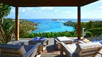 splendid seafront Saint Barth Villa - Bel Ombre luxury holiday home, vacation rental