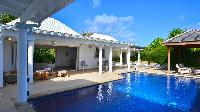 amazing pool of Saint Barth Villa - Bel Ombre luxury holiday home, vacation rental