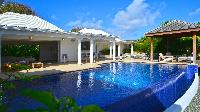 awesome pool of Saint Barth Villa - Bel Ombre luxury holiday home, vacation rental