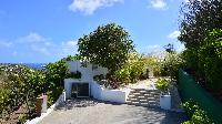 lovely surroundings of Saint Barth Villa - Bel Ombre luxury holiday home, vacation rental