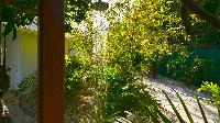 lovely garden of Saint Barth Villa - Bel Ombre luxury holiday home, vacation rental