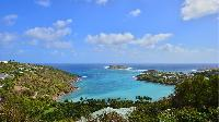 fantastic sea view from Saint Barth Villa - Bel Ombre luxury holiday home, vacation rental