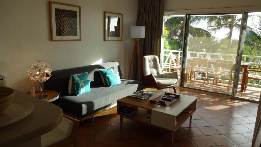spacious Saint Barth Villa App Colony Club A2 luxury holiday home, vacation rental
