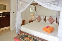 adorable bedroom in Saint Barth Villa Habitation Saint Louis luxury holiday home, vacation rental