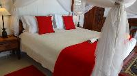 clean bed sheets in Saint Barth Villa Habitation Saint Louis luxury holiday home, vacation rental