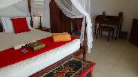 clean bedroom linens in Saint Barth Villa Habitation Saint Louis luxury holiday home vacation rental