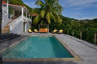 fun pool of Saint Barth Villa Habitation Saint Louis luxury holiday home, vacation rental