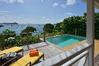 amazing Saint Barth Villa Petit Saint Louis luxury holiday home, vacation rental