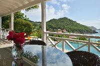 amazing waterfront Saint Barth Villa Petit Saint Louis luxury holiday home, vacation rental