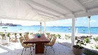 amazing seaside Saint Barth Villa Sand Castle luxury holiday home, vacation rental