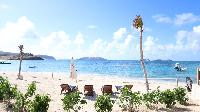 incredible sea view from Saint Barth Villa Sand Castle luxury holiday home, vacation rental