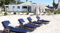cool beachfront Saint Barth Villa Sand Castle luxury holiday home, vacation rental