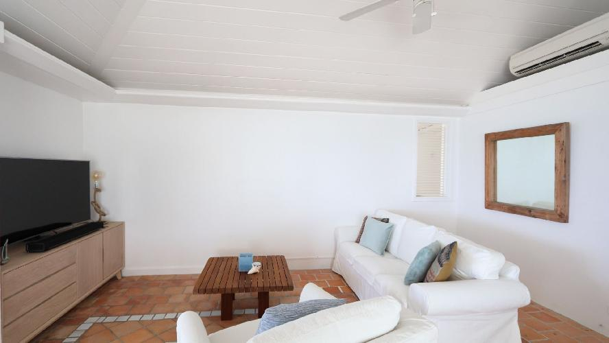 fully furnished Saint Barth Villa Sand Castle luxury holiday home, vacation rental