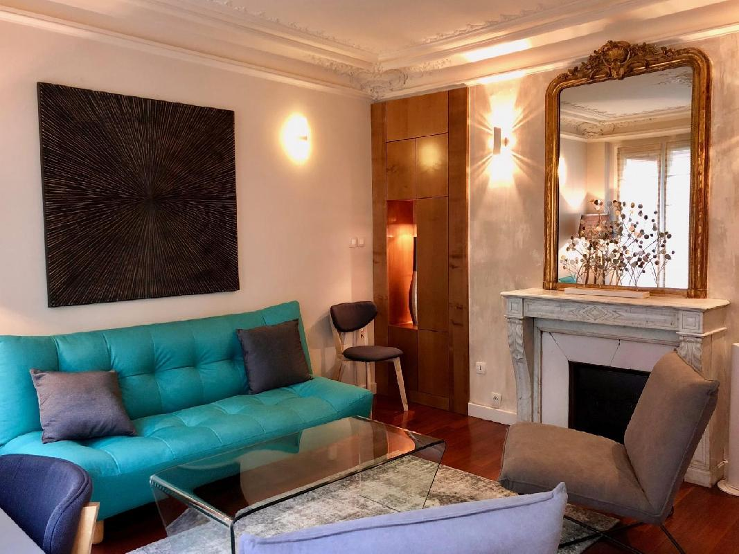 cozy Saint Germain des pres - Abbé Grégoire luxury apartment and holiday home