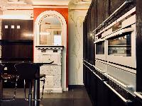 handsome kitchen of Saint Germain des pres - Abbé Grégoire luxury apartment