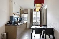 warm and welcoming Marais - Saint Claude luxury apartment