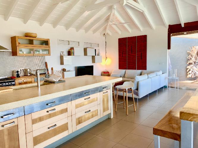 lovely Saint Barth Villa Roche Brune luxury holiday home, vacation rental