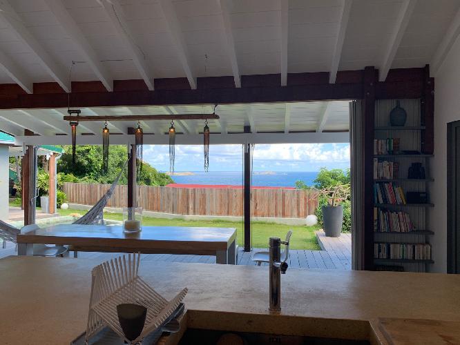 fascinating Saint Barth Villa Roche Brune luxury holiday home, vacation rental