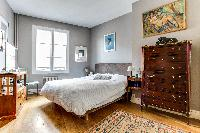 fully furnished Paris - Rue Laplace luxury apartment