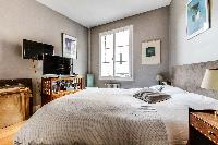 pleasant bedroom in Paris - Rue Laplace luxury apartment