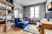 spacious Paris - Rue Laplace luxury apartment