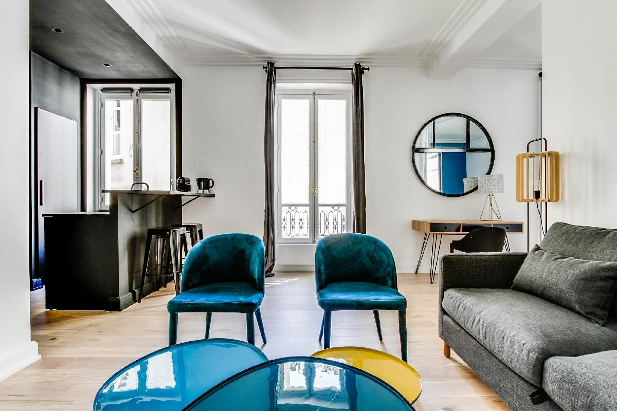 nice Champs Elysées - Foch - 1 Bedroom luxury apartment