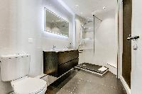 neat bathroom in Champs Elysées - Foch - 1 Bedroom luxury apartment