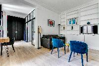 spacious Champs Elysées - Foch - 1 Bedroom luxury apartment