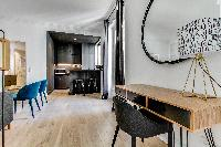 well-appointed Champs Elysées - Foch - 1 Bedroom luxury apartment