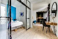nice interiors of Champs Elysées - Foch - 1 Bedroom luxury apartment